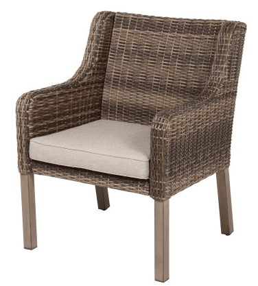Resin Wicker Outdoor Furniture-Hawthorne Park Stationary chair