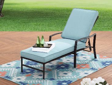 Piper Ridge chaise lounge