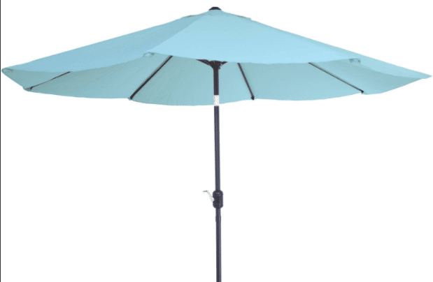 Pure Garden market umbrella