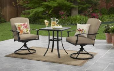 Best 14 Garden Bistro Sets to start 2019