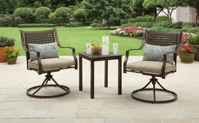 Lynnhaven Park patio chat set