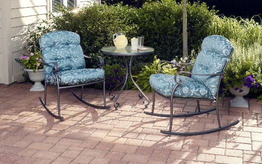 Mainstays Willow Springs patio bistro set