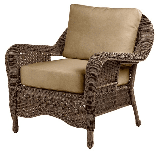 Prospect Hill Chair with cushion