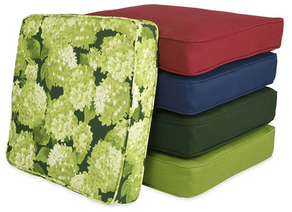 Prospect Hill resin wicker patio furniture cushions