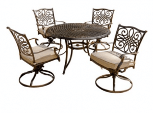 Hanover Traditions dining set