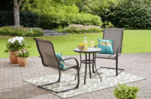 Mainstays Bristol Springs bistro set
