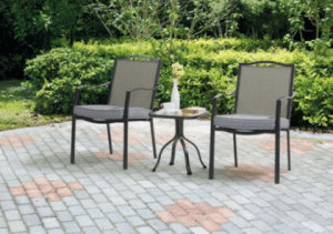 Mainstays Oakmont Meadows bistro set