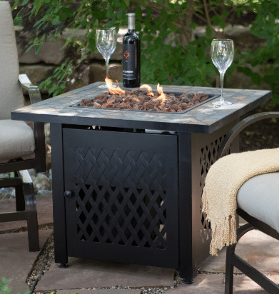 Endless Summer Uniflame gas fire pit