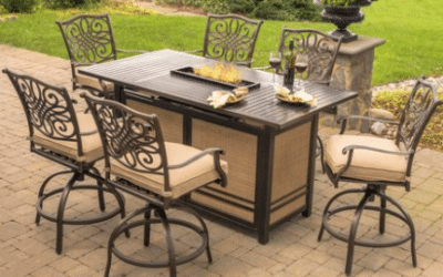5 Ideas for Patio Furniture with Fire Pit