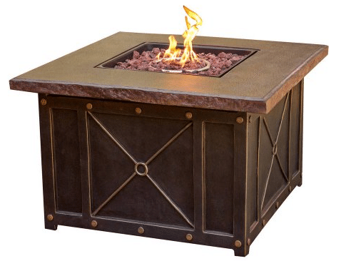 Summer Nights Gas Fire Pit