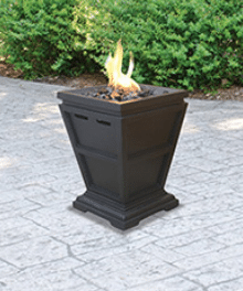 Uniflame Cheap Backyard Fire Pit Ideas