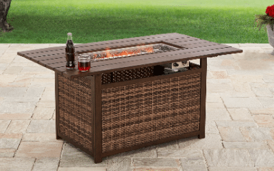 Best 7 Gas Fire Pits for your Patio fall of 2018