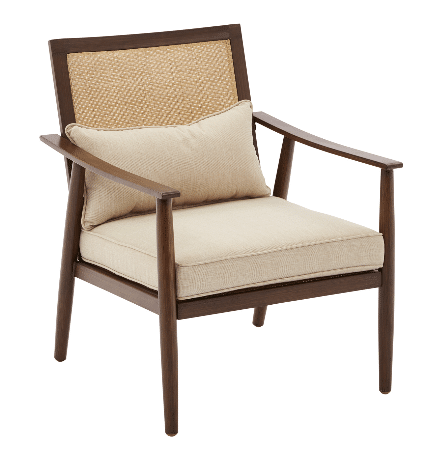 Better Homes and Gardens Vaughn conversation chair