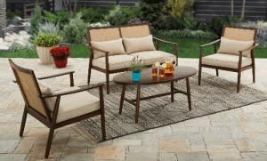 Better Homes and Gardens Vaughn conversation set