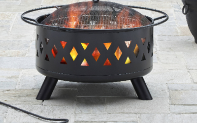 How To Get A Fabulous Small Patio Fire Pit On A Tight Budget
