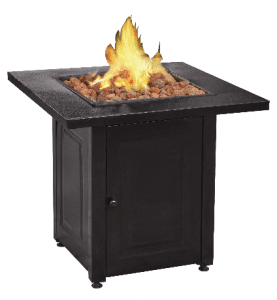 Mainstays Square Gas Fire Pits