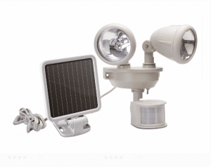 Maxsa 40218 solar security fixture
