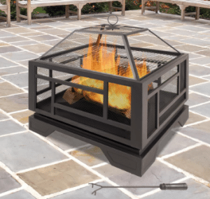 Pleasent Hearth Solus fire pit