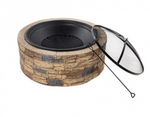 Sun Joe fire pit accessories