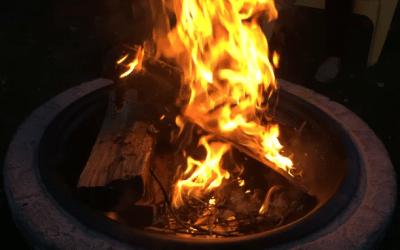 Sun Joe Cast Stone Patio Fire Pit Review
