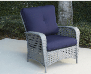 Cosco Lakewood Ranch Wicker Chair