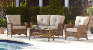 Cosco Lakewood Ranch conversation set