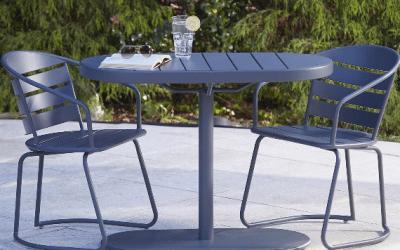 Cosco Outdoor Retro Nesting Bistro Set review