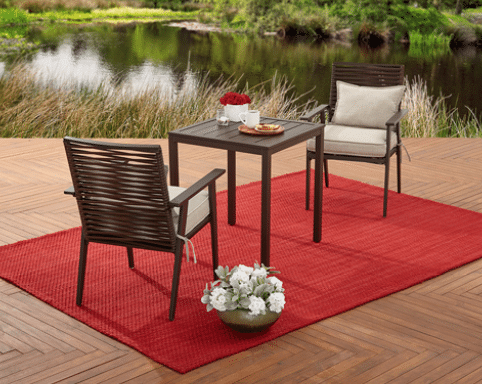 Better Homes and Gardens Glenmere Bistro Set Review