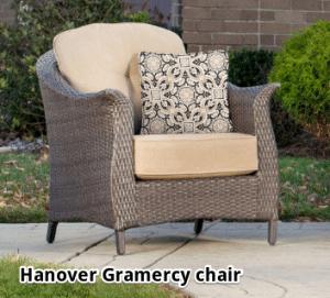 Hanover Gramercy Chair