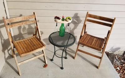 Small Patio Sets for a Balcony