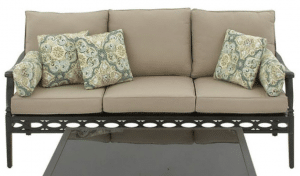Cortez patio conversation set love seat