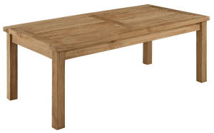Teak Patio Outdoor Furniture-Modway Marina teak coffee table