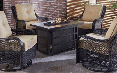 Hanover Orleans patio furniture collection