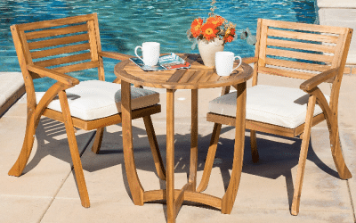 Best Teak Patio Furniture Sets for Seating Solutions