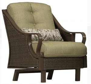 Ventura cushioned patio chair