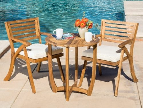 Small Patio Seating Sets for Two