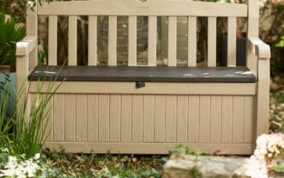 Best 7 Benches for Outdoor Patio Storage Furniture