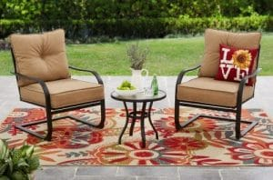 Mainstays Forest Hills Chat Set