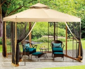 Mainstays Patio Screen Rooms Gazebos