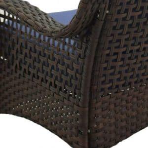 Ravenbrooke resin wicker design