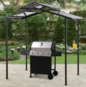 Winmark Metal Gazebo with Canopy for grilling