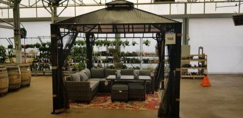 Better Homes and Gardens Hardtop Gazebos for Decks
