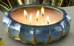 Citromella candle
