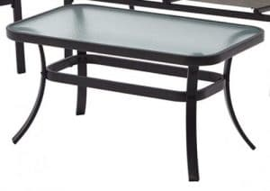 Woodland Hills conversation set coffee table