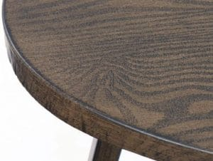 Arlo Coffee Table top woodgrain