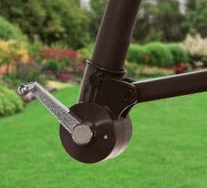 Better Homes and Gardens offset umbrella crank