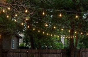 LEDPAX LED patio string lights