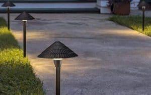 LEONLITE LED Landscape Light cone top