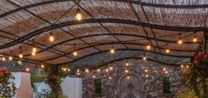 Torchstar patio string lights