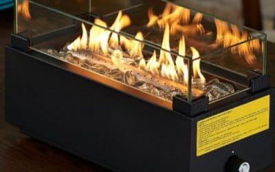 Better Homes & Garden's Tremont Table Top Gas Fire Pits